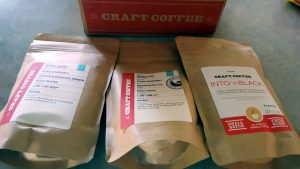 Craft Coffee Bags Sent