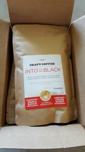 Craft Coffee Initial Box Open