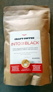 Craft Coffee - Into the Black Bag