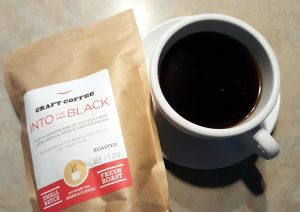 Craft Coffee - Into the Black Coffee