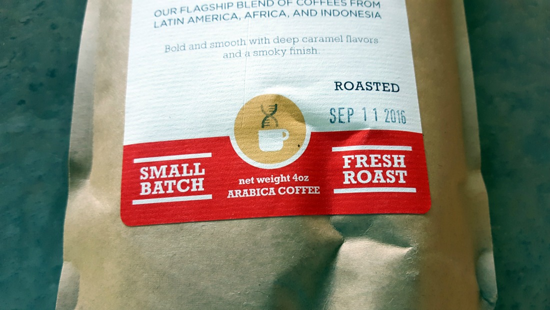 Craft Coffee Roasted Date
