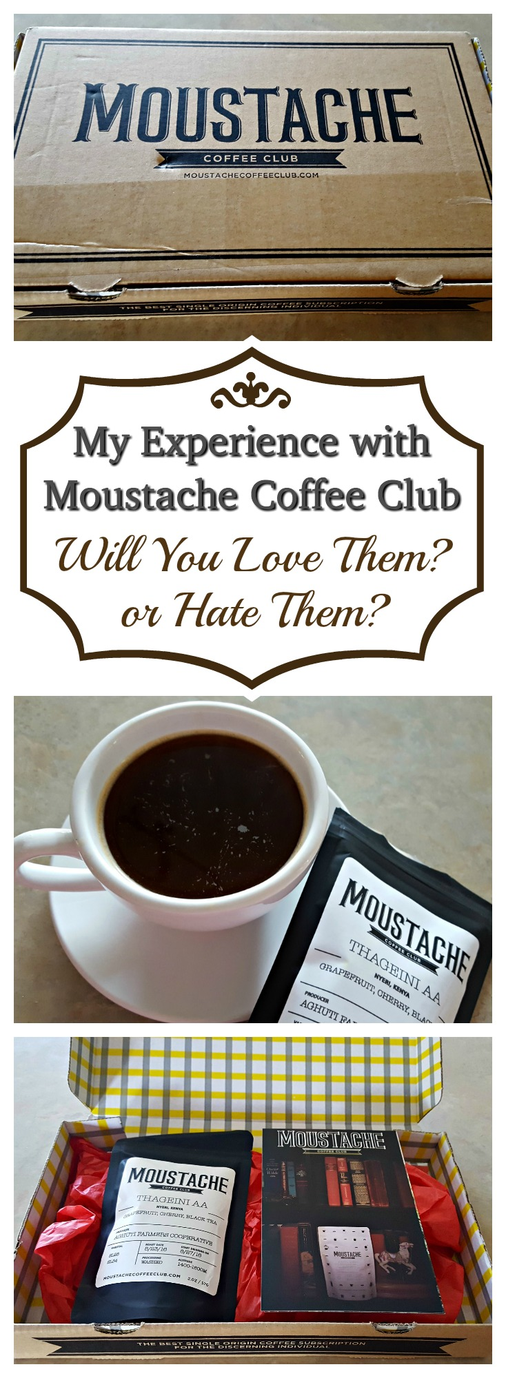 We Tried Moustache Coffee - Find out if we Loved it or Hated it!