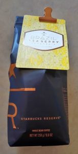 Starbucks Reserve Bagged Coffee