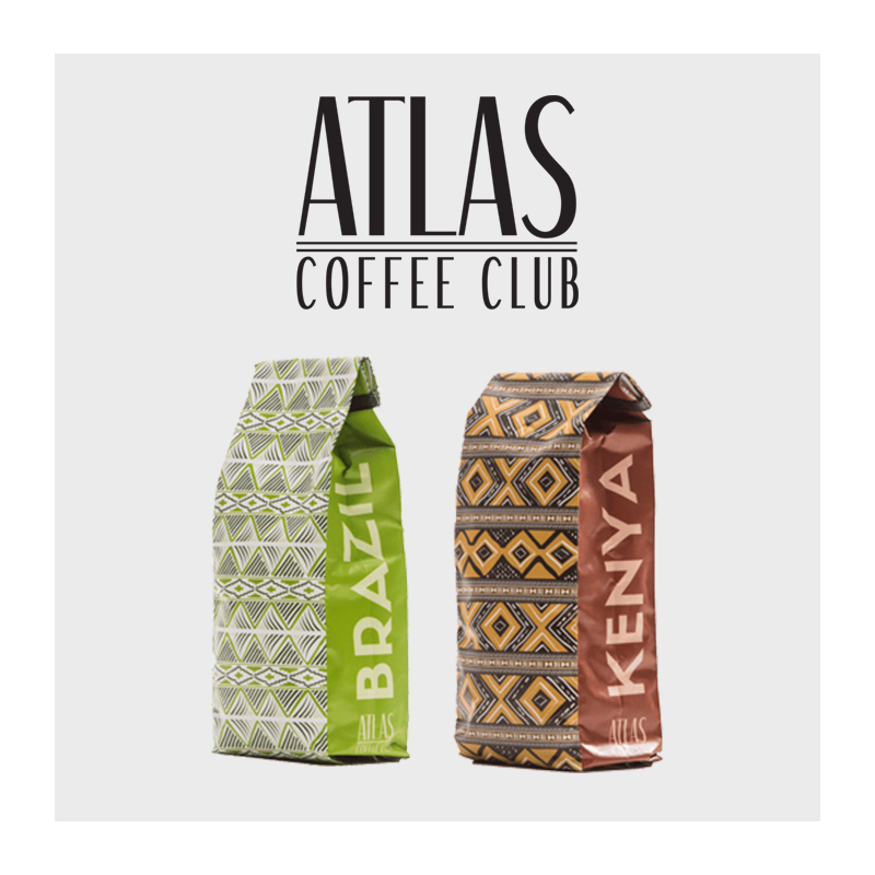Atlas Coffee Club 2 Bags