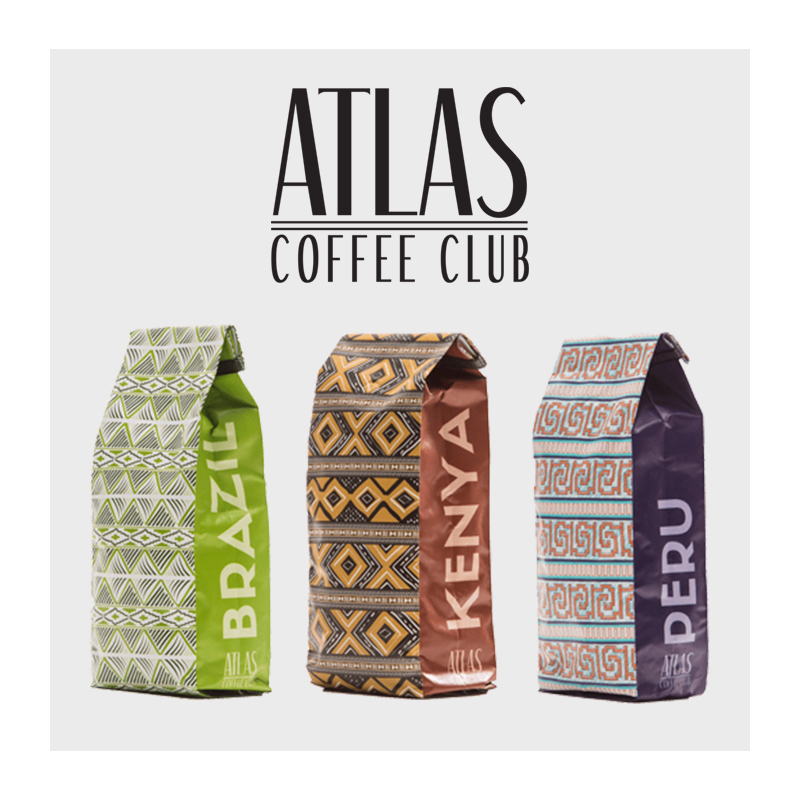 Atlas Coffee Club 3 Bags