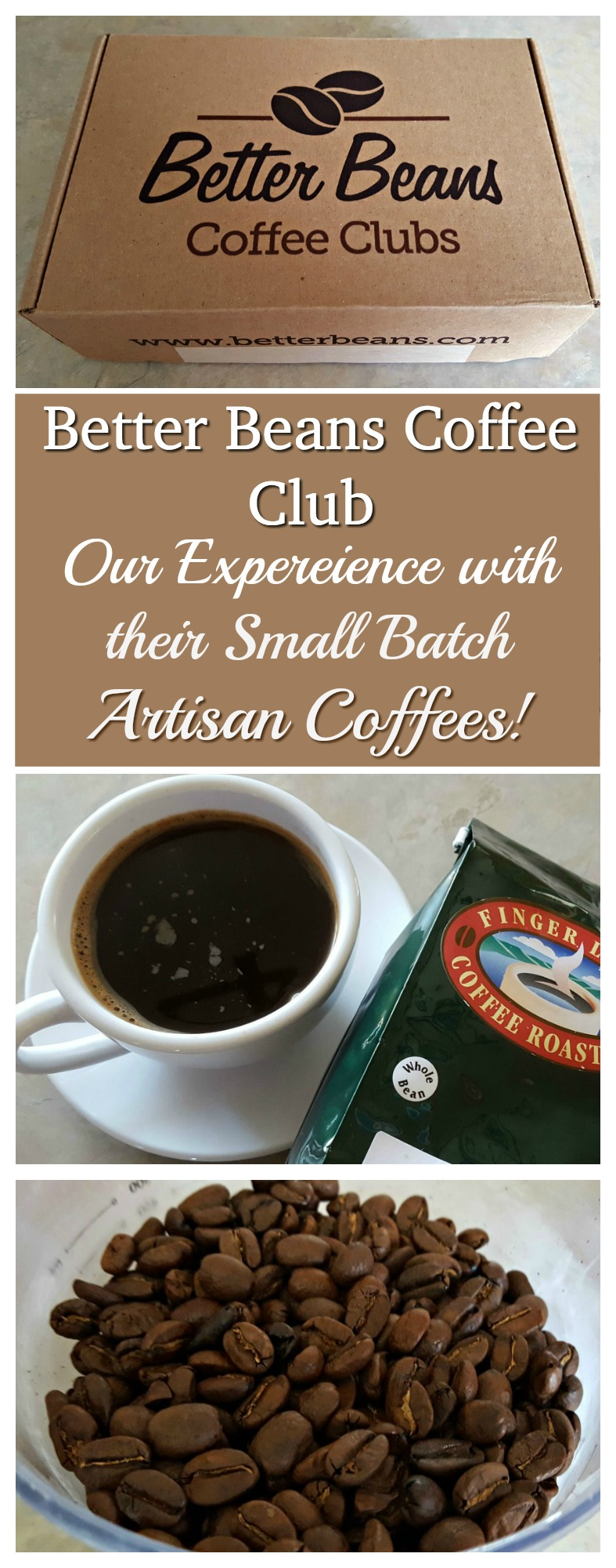 You will love these artisan coffees from small batch roasters as much as we did!!