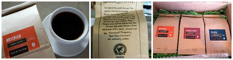 Caribou Coffee Tasting Notes and Experience