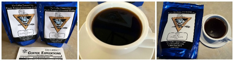 Clubs of America Coffee of the Month Club Experience and Tasting Notes