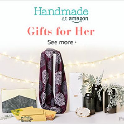 Handmade gifts for her