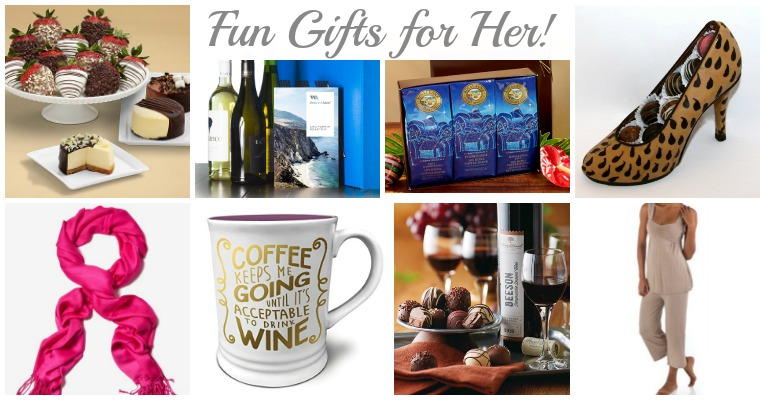 Fun Gifts for Her