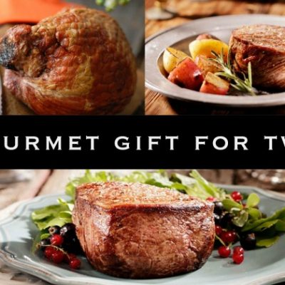 Snake River Farms - Gourmet Meal for Two