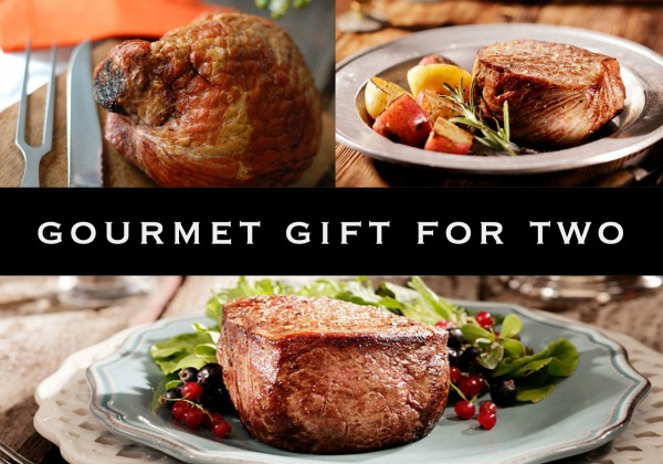 Snake River Farms – Gourmet Meal for 2
