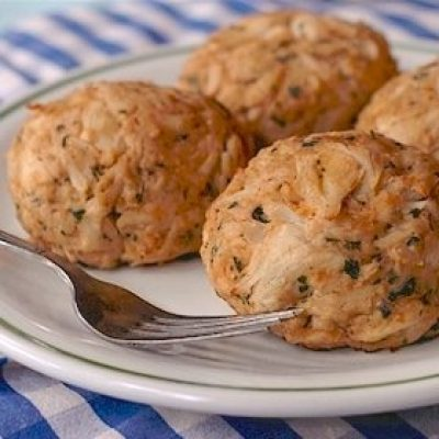 The Crab Place - Crab Cakes