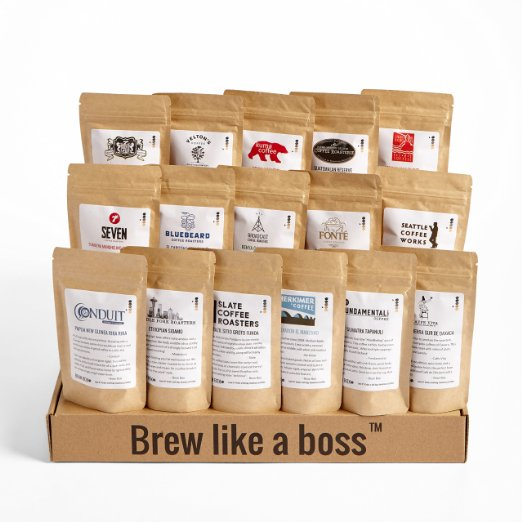 World Coffee Tour Sampler Box by BeanBox