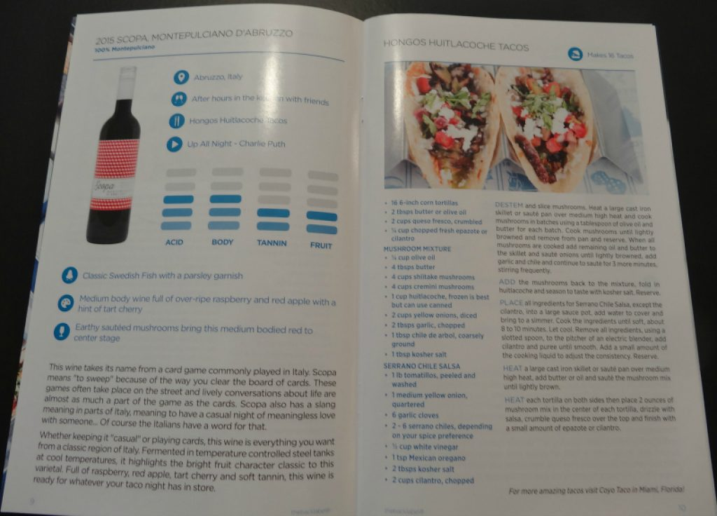 Wine Awesomeness Wine Information and Recipe pairing
