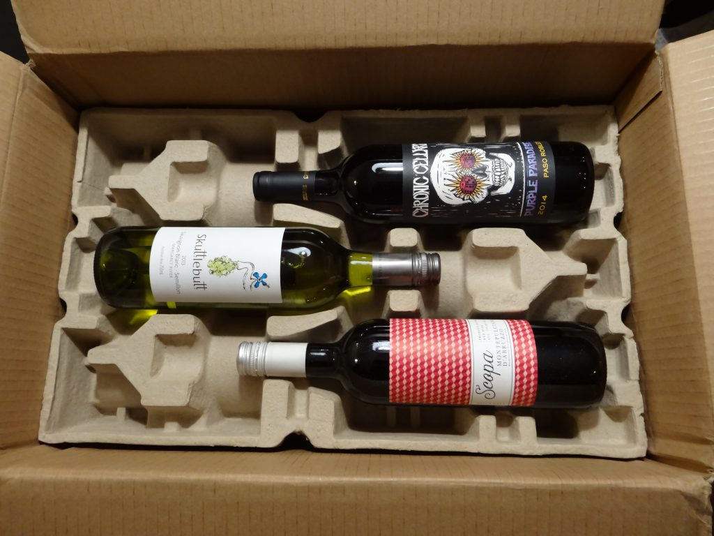 Wine Awesomeness 3 Pack Wines in Box