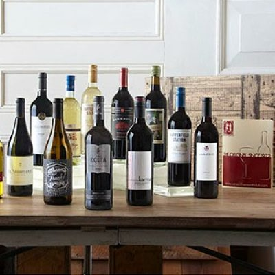 Wine of the Month Club - Case Series
