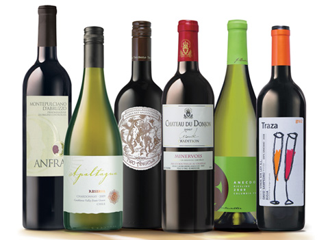 Clubs of America – Wine of the Month Club
