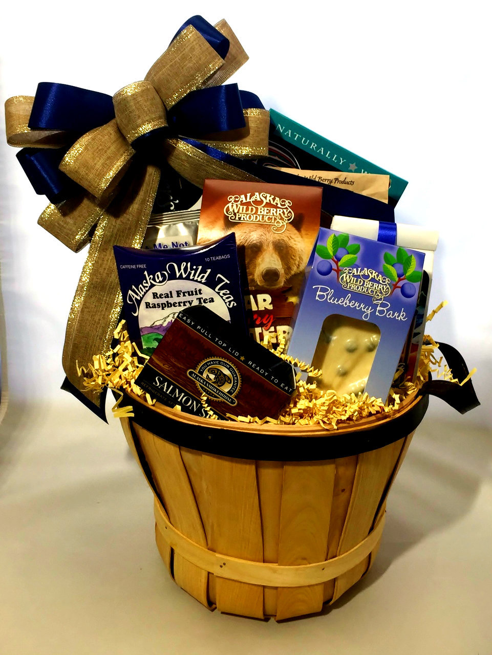 The Gifted Basket – Gift Baskets