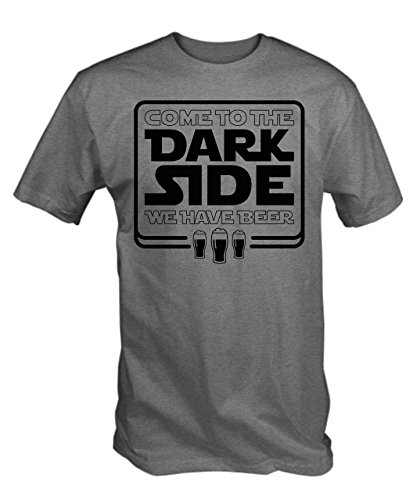 Come To The Dark Side We Have Beer T Shirt Revuezzle