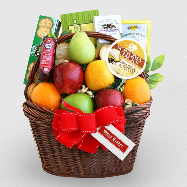 World Market Gift Baskets