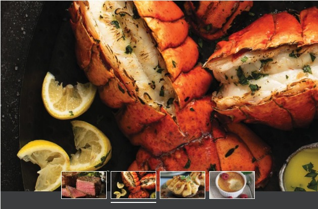 Omaha Steaks Surf and Turf