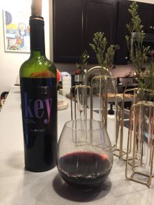 Key Malbec from International Wine of the MOnth Club