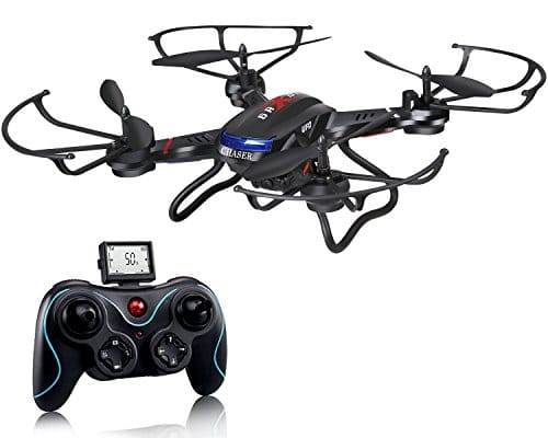 Holy Stone F181C RC Quadcopter Drone with HD Camera