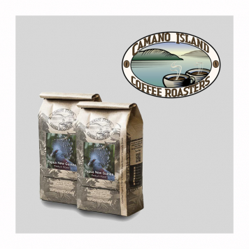 Camano Island Coffee Roasters 2lb Club
