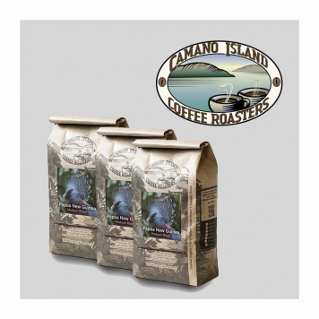 Camano Island Coffee Roasters - 3lb Club