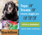 BarkBox – $5 Off New Subscription