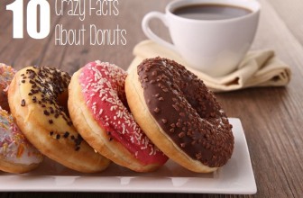 Happy National Donut Day – 10 Crazy Facts About Donuts to Chew On