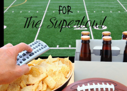 Game Day Snack Ideas for the Superbowl