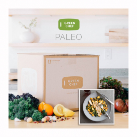 Green Chef – Paleo Box
