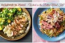 HelloFresh vs. Plated: Which is the Better Meal Kit?
