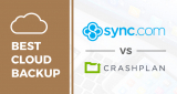 Sync Vs. CrashPlan: Which is the Best Cloud Storage for You?
