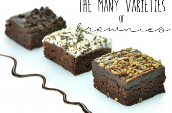The Many Varieties of Brownies – Yes, There's More Than Just One!