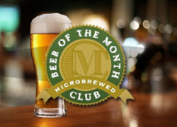 Microbrewed Beer of the Month Club Review