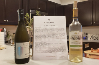 Our Experience with Cellars Wine Club
