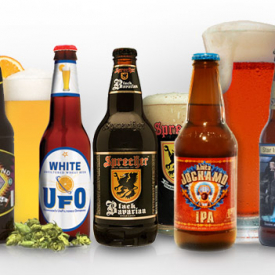 Clubs of America – Beer of the Month Club