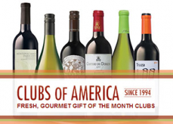 Clubs of America Wine of the Month Club Review