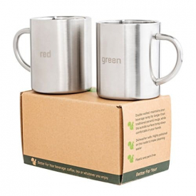 Coffee Mugs Stainless Steel