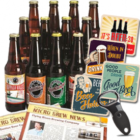 CraftBeerClub-Beer of the Month Club Save $5 on order!