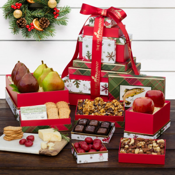 The Fruit Company – Grand Holiday Gift Tower