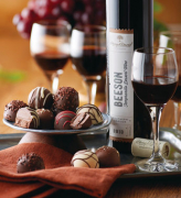 Harry and David – Wine and Truffles