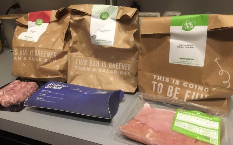 Some Known Details About Hello Fresh Packaging