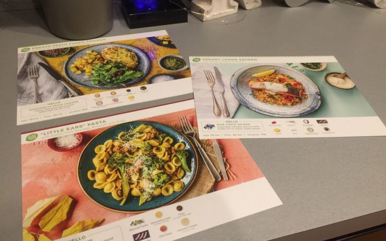 3 Easy Facts About Hello Fresh Recipe Book Shown