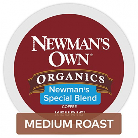 Newman's Own Organics Special Blend Keurig