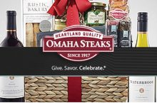 Omaha Steaks Gift Baskets Review
