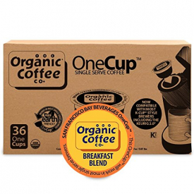 Organic Coffee Co. OneCup Breakfast Blend